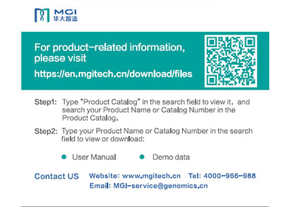 Download product user manuals on website