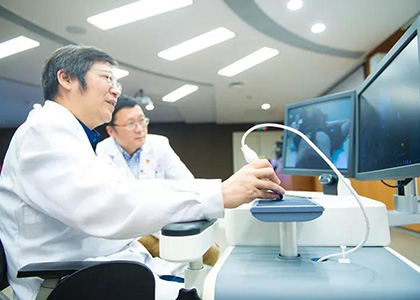 With 5g technology, Ruijin Hospital completed the remote display of MGI's remote ultrasonic diagnosis system