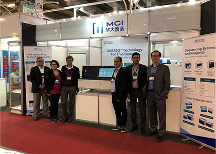 MGI Presents Genetic Sequencers and Laboratory Automation Systems at Hospitalar in Brazil