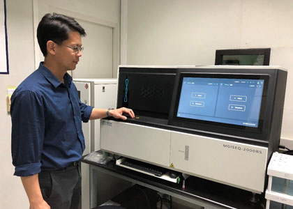 Thailand's First MGI Sequencer Installed at National Center for Genetic Engineering and Biotechnology (BIOTEC)