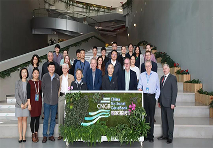"Reached a staged consensus, and the ""Million Micro Ecology"" international cooperation plan progressed in an orderly manner"